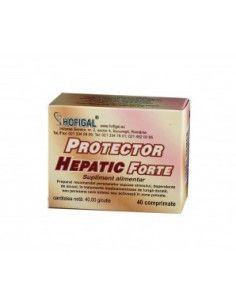 Protector Hepatic Forte x 40 comprimate