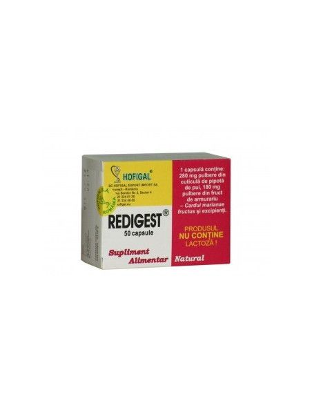 Redigest 50 capsule Hofigal