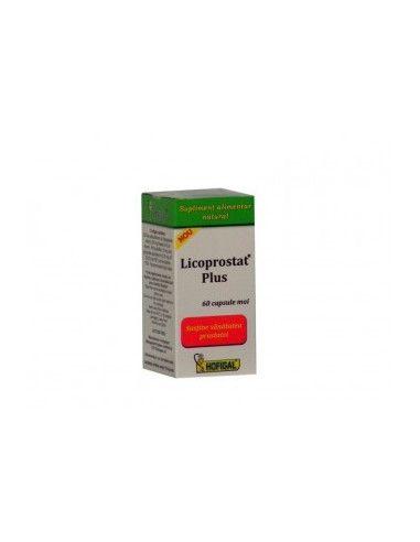 Licoprostat Plus x 60 capsule moi
