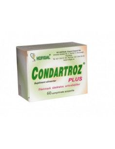 Condartroz Plus x 60 comprimate