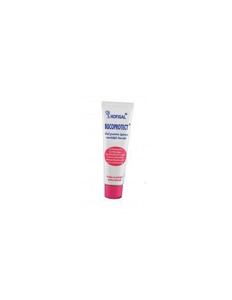Bucoprotect gel pentru igiena cavitatii bucale 50ml Hofigal