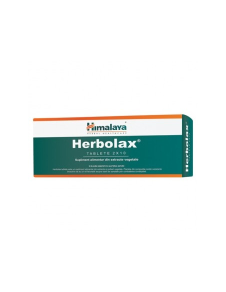 Herbolax x 20 tablete