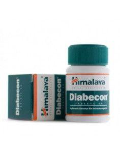 Diabecon x 60 tablete + 25 tablete CADOU (Himalaya)