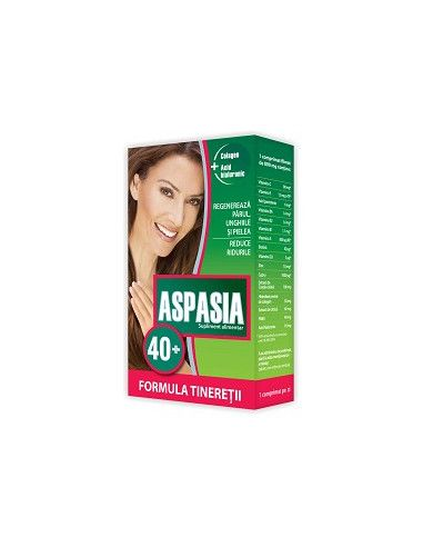 Aspasia 40+ x 42 comprimate filmate