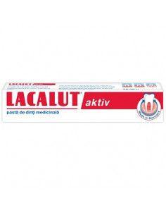 Lacalut x 75ml pastă de dinţi