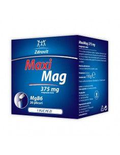 MaxiMag 20 plicuri Zdrovit