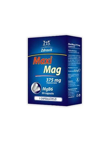 MaxiMag x 30 capsule