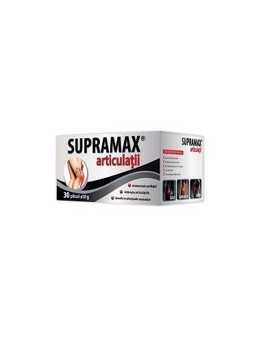 Supramax articulaţii x 30 plicuri