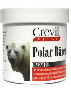 Crevil Gel Forta Ursului Polar  250ml