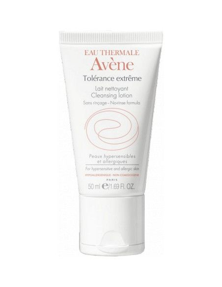 Avene Tolerance Extreme Lapte demachiant D.E.F.I. 200ml