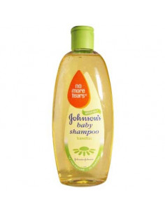 Johnsons Baby Sampon cu musetel x 200ml