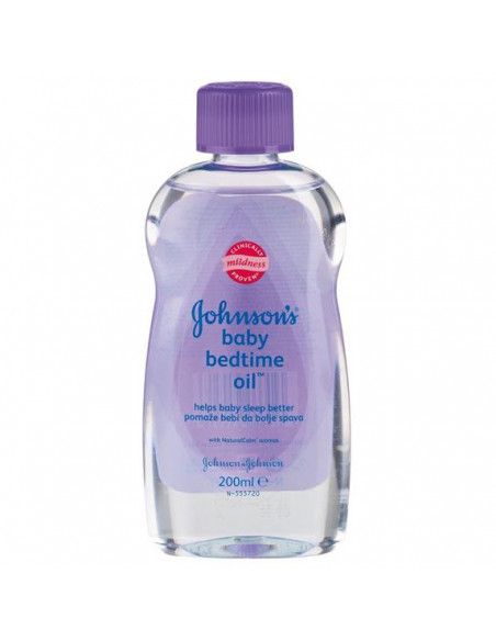 Johnson's Baby Ulei de corp cu Levantica x 200ml
