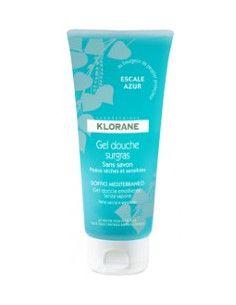 Klorane Gel de duş Escale Azur, 200ml