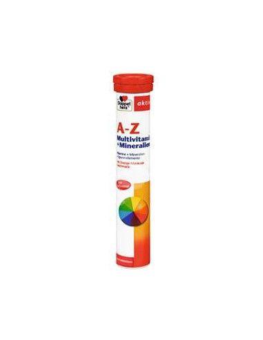 Doppelherz Aktiv A-Z Vitamine + Minerale + Microelemente x 15 comprimate efervescente