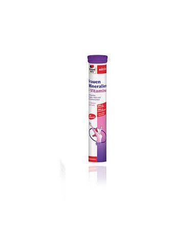 Doppelherz Minerale Pentru Femei + Vitamine x 15 comprimate efervescente