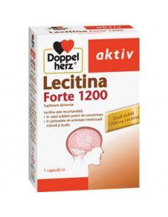 Doppelherz Lecitină Forte 1200mg x 30 capsule