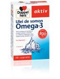 Doppelherz Ulei de somon Omega 3 x 30 capsule