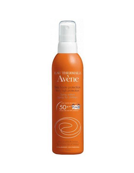Avene Solare Spray Copii SPF 50, 200 ml