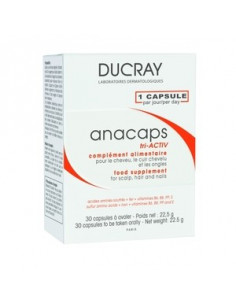 Ducray Anacaps Tri-Activ 30 capsule