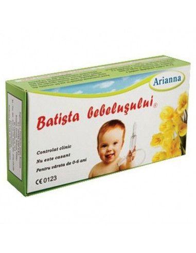 Batista Bebeluşului Arianna