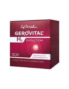 Gerovital H3 Evolution Corector Pete Pigmentare 50ml