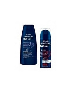 Gerovital H3 Men Deodorant Antiperspirant Active x 40ml