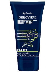 Gerovital H3 Men Gel de par 150ml