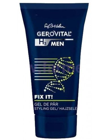 Gerovital H3 Men Gel de păr x 150ml