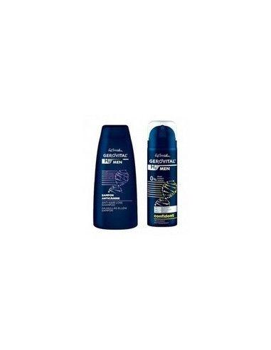 Gerovital H3 Men Deodorant Antiperspirant Confident x 150ml