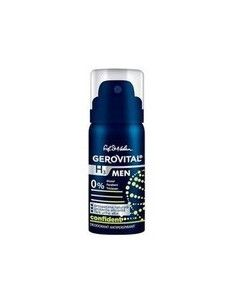 Gerovital H3 Men Deodorant Antiperspirant Confident, 40ml