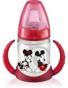 Nuk Biberon Mickey Mouse FIRST CHOICE cu toarte din gama Disney x 150ml