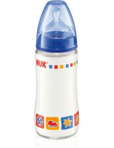 Nuk Biberon FIRST CHOICE din sticlă x 240ml