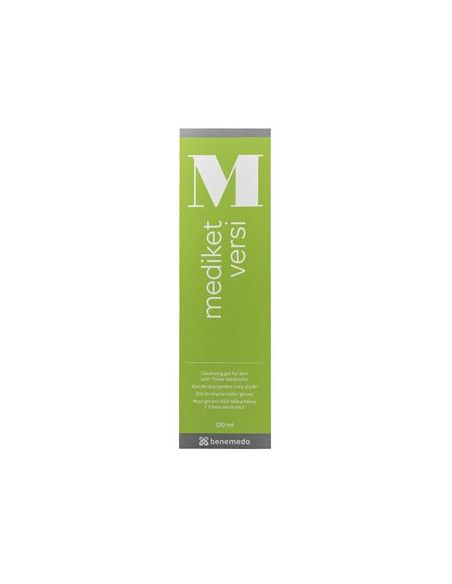 Mediket Versi Gel de dus 120ml