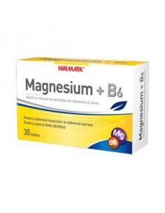 Walmark Magneziu + B6 x 30 tablete