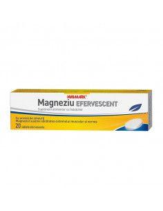 Walmark Magneziu  x 20 tablete efervescente