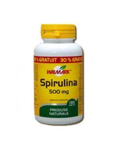 Walmark Spirulina 500mg x 100 capsule + Spirulina 750mg x 30 capsule OFERTA