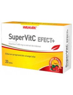 Walmark SuperVitC Efect+ x 20 tablete