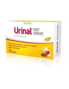 Walmark Urinal Hot Drink x 12 plicuri