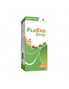 Sun Wave FluEnd x 100ml Sirop