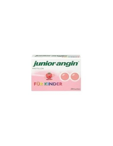 Junior-Angin x 24 pastile