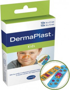 Hartmann DermaPlast Kids x 20 buc