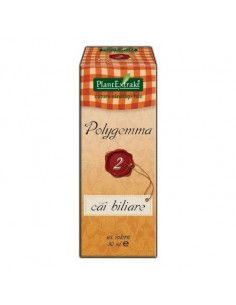 PlantExtrakt Polygemma 2 (cai biliare ) x 50 ml