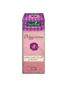 PlantExtrakt Polygemma 8 ( astenie psiho-fizica si memorie ) x 50 ml