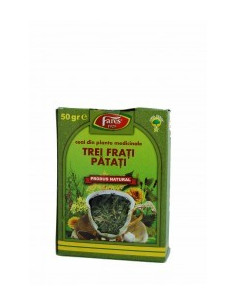 Ceai Trei Frati Patati, ceai la punga 50g FARES