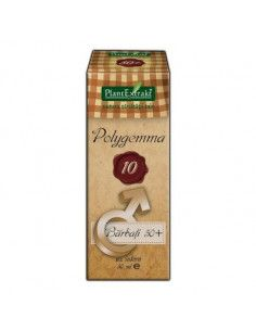 PlantExtrakt Polygemma 10 ( barbati 50 + ) x 50 ml