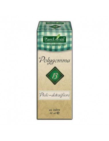 polygemma piele detoxifiere