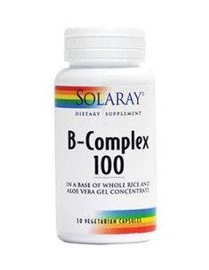 Secom B-Complex 100mg x 50 capsule