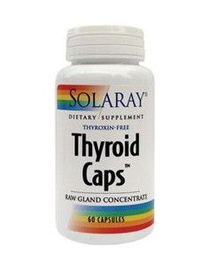 Secom Thyroid Caps x 60 capsule