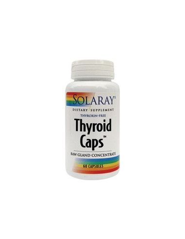 Thyroid x 60 capsule