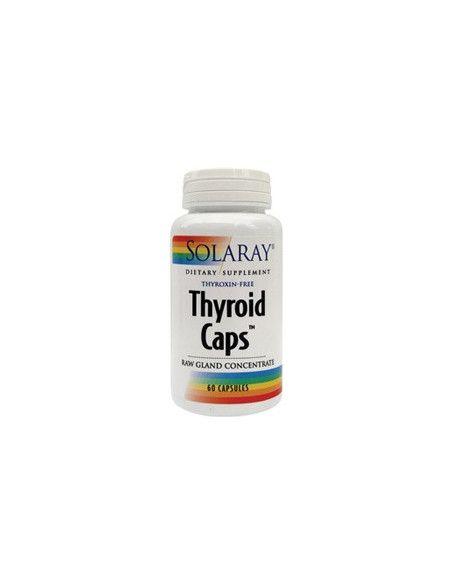 Secom Thyroid Caps x 60 capsule